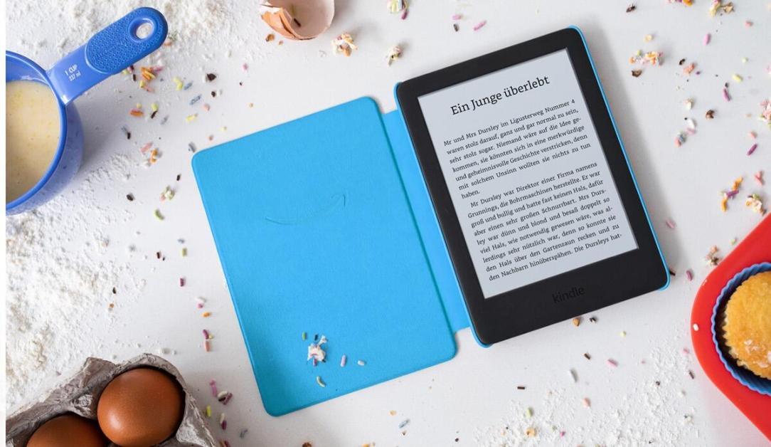 Kindle Kids Edition 06