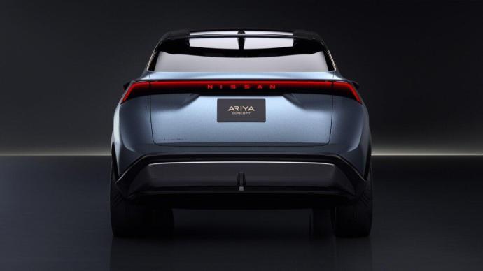 Nissan Ariya Konzept Back