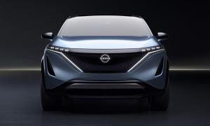 Nissan Ariya Konzept Front