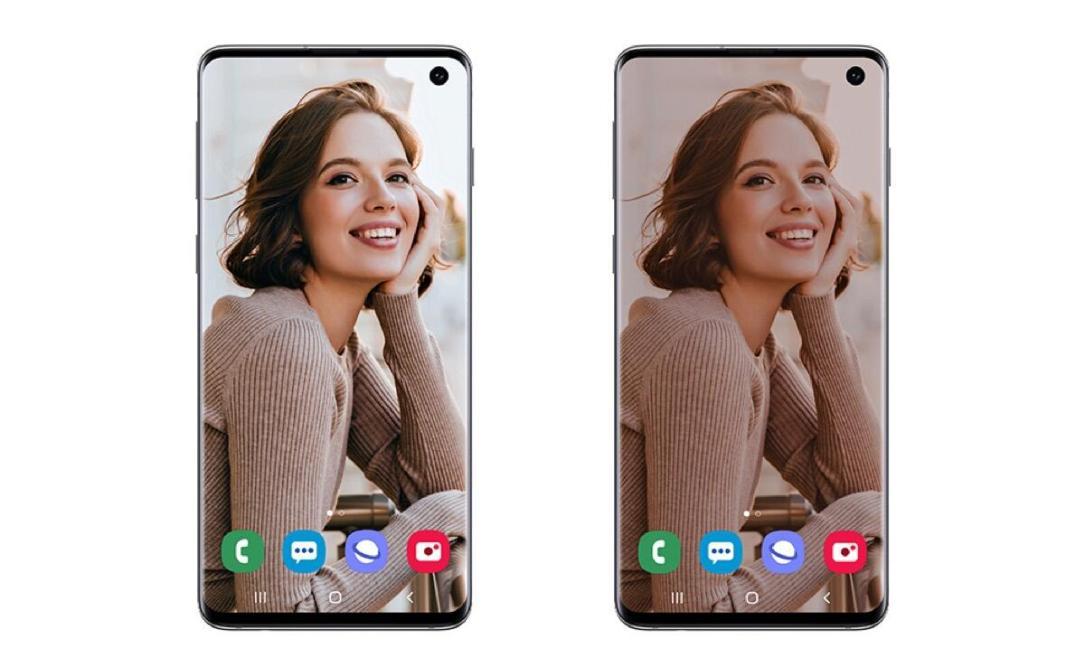 Samsung One Ui 2 Screen