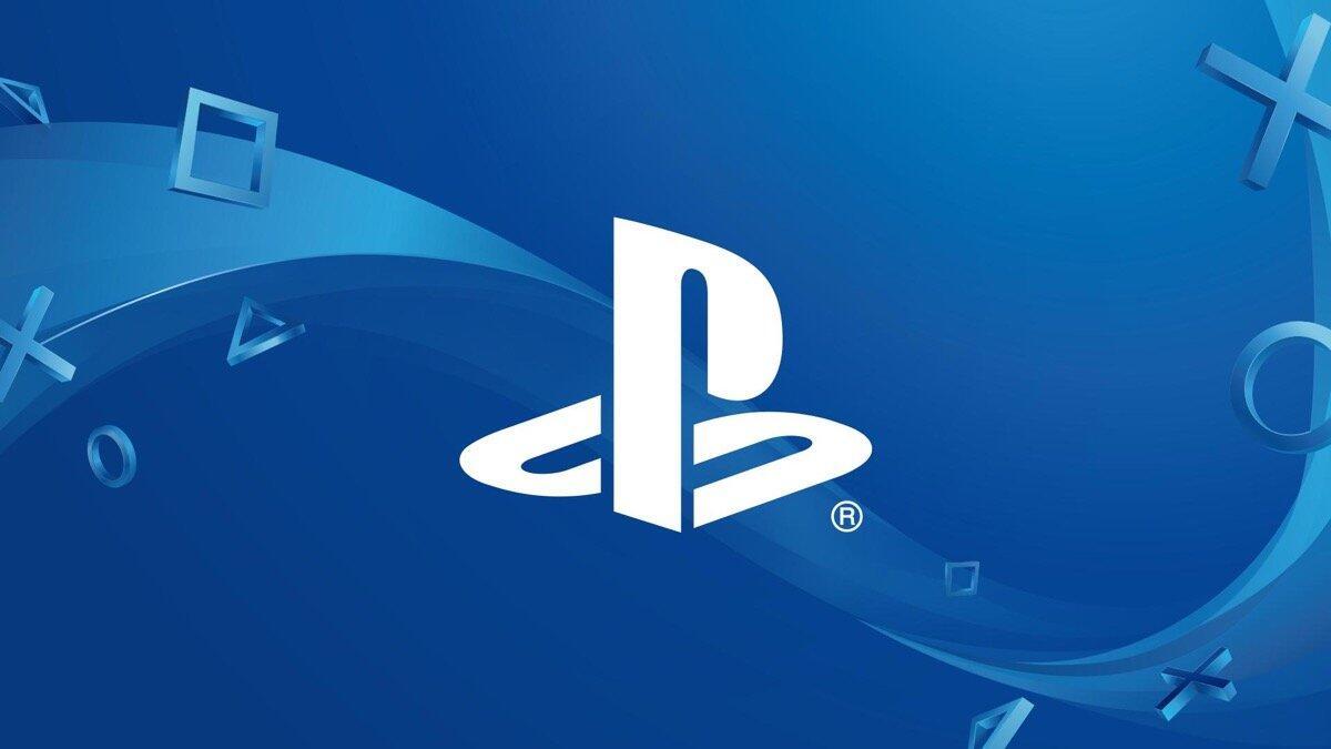 Sony Playstation Logo Header