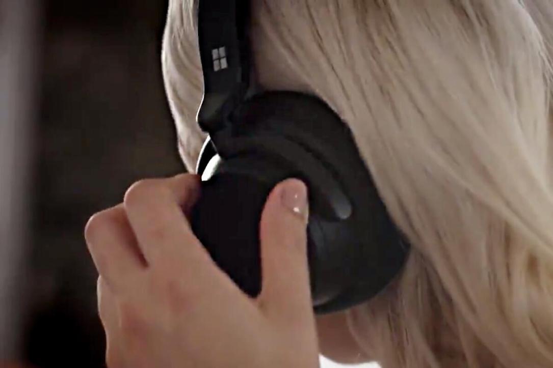 Surface Headphones Schwarz