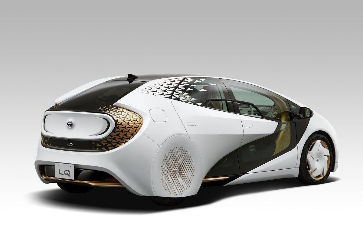 Toyota Lq 7