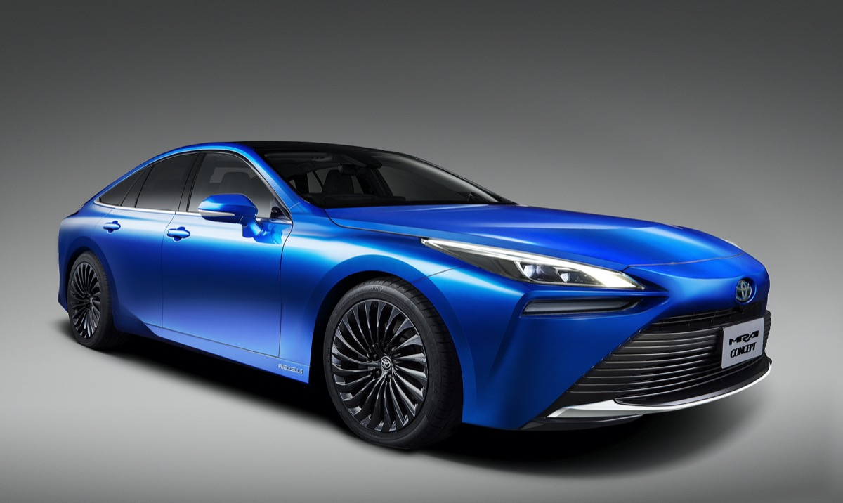 Toyota Mirai Concept 2