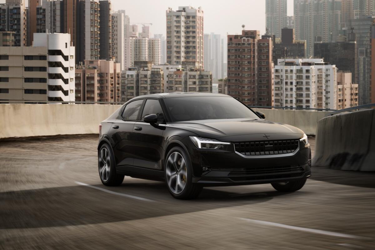 Volvo: Batterie statt Wasserstoff und Fusion mit Geely
