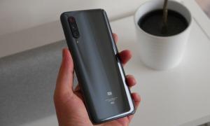 Xiaomi Mi 9 Pro Eindruck2