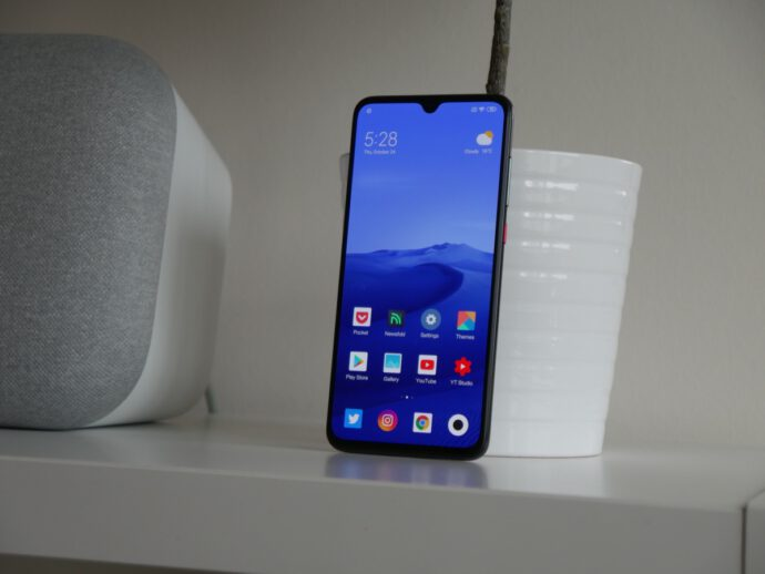 Xiaomi Mi 9 Pro Eindruck4