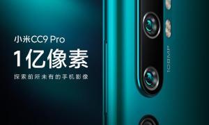 Xiaomi Mi Cc9 Pro Event