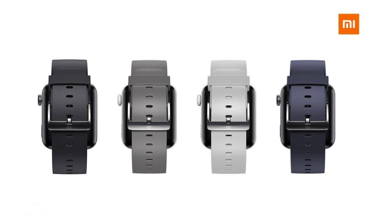 Xiaomi Mi Watch Band Farben
