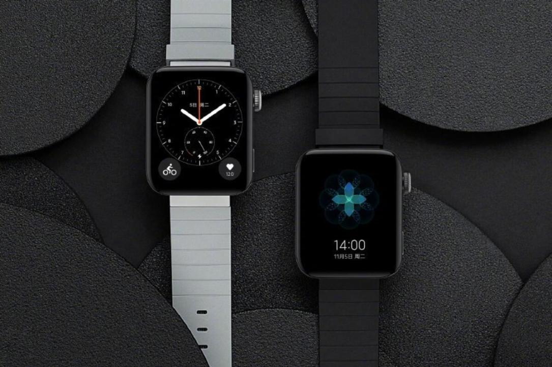 Xiaomi Mi Watch Farben