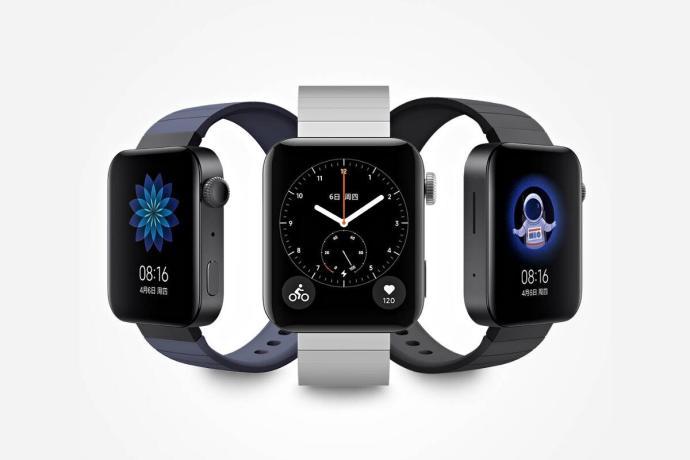 Xiaomi Mi Watch Header