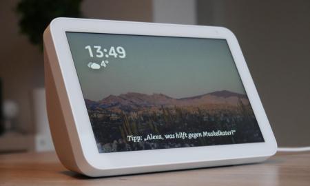Amazon Echo Show 8 Test1