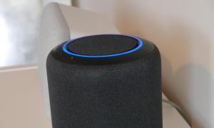 Amazon Echo Studio Alexa Test2