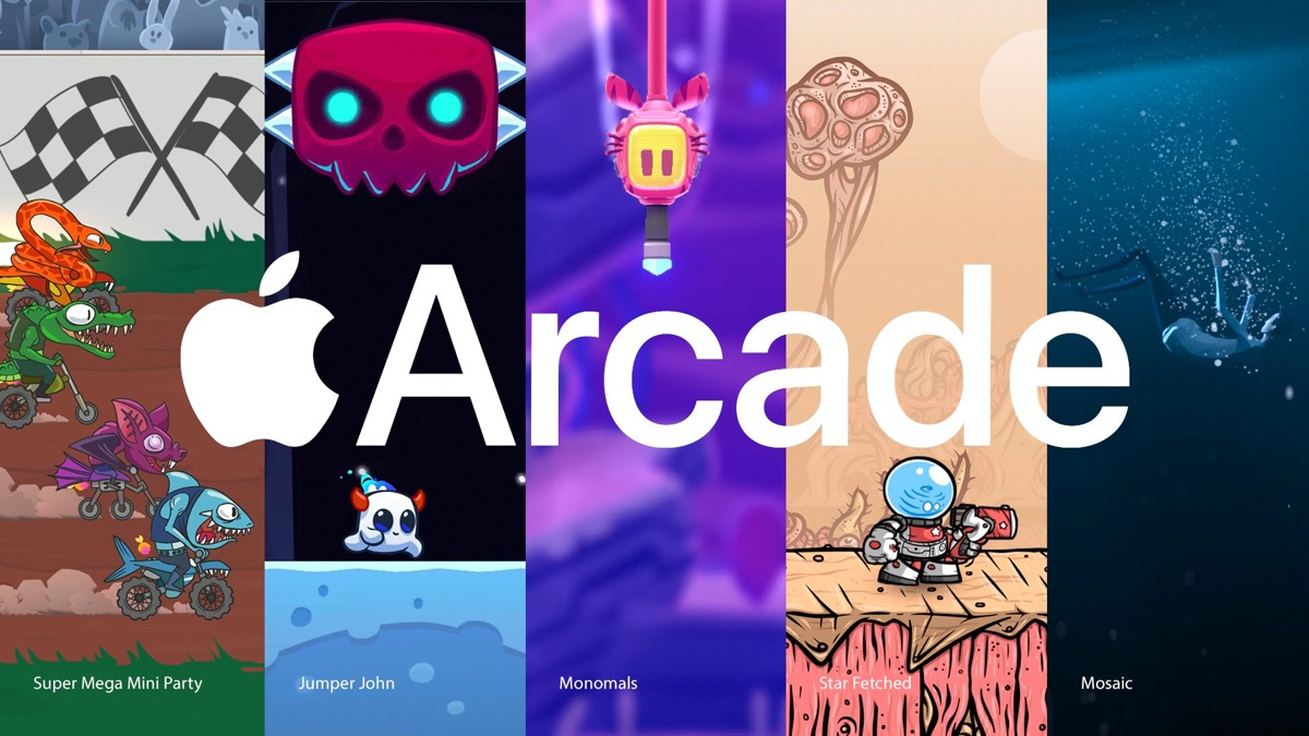 Apple Arcade November