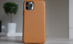 Apple Iphone 11 Pro Mujjo Leder Case Braun
