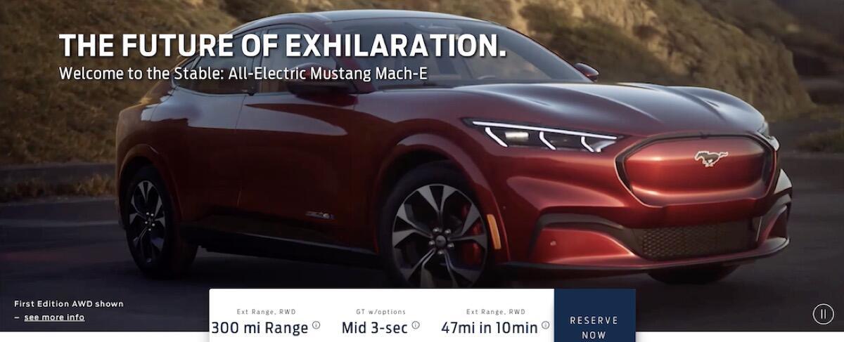 Ford Mustang Mach E Leak3