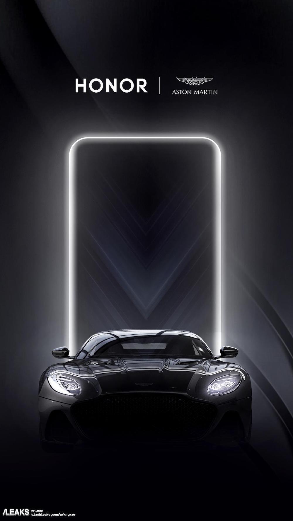 Honor Aston Martin