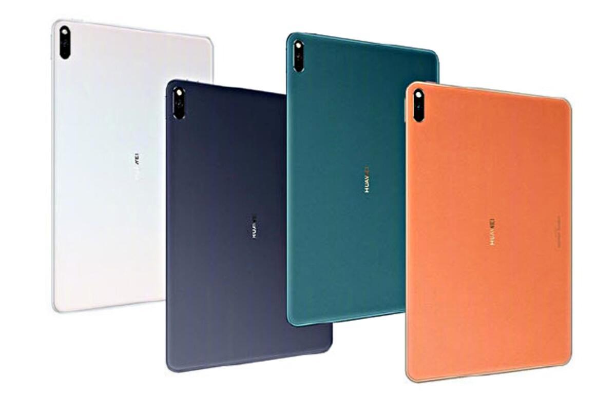 Huawei Matepad Pro Farben