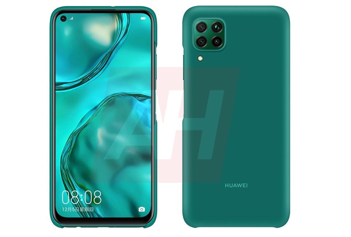 Huawei Nova 6 Se Leak