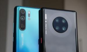 Huawei P30 Mate 30 Pro Kamera Header