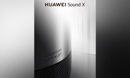 Huawei Sound X Header