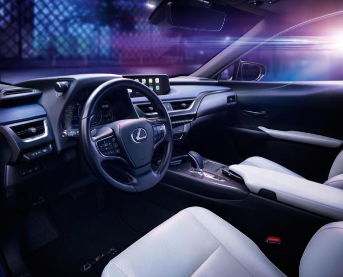 Lexus Ux 300e Innen
