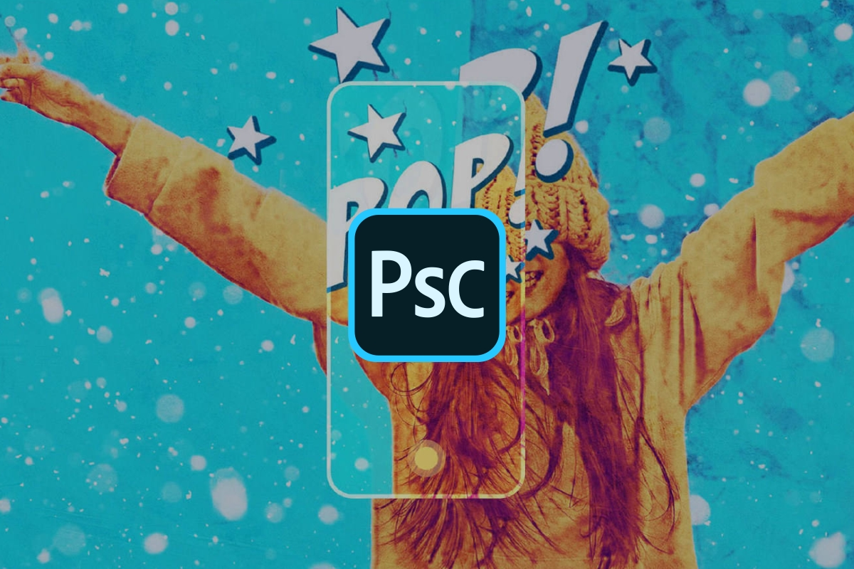 Photoshop Camera App