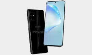 Samsung Galaxy S11 Render Header