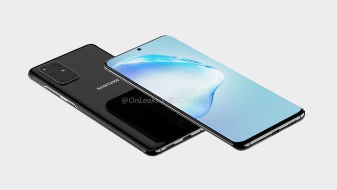 Samsung Galaxy S11 Render2