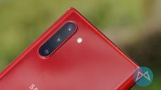 Samsung Note 10 Aura Red Kamera