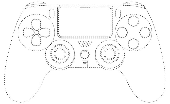 Sony Playstation 5 Controller Patent