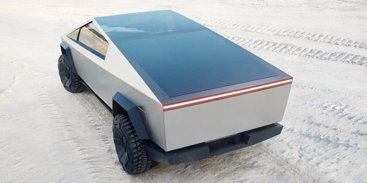 Tesla Cybertruck Bild3