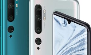 Xiaomi Mi Note 10 Pressefoto 8