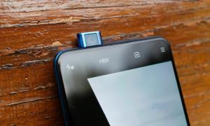 Xiaomi Mi 9t Pro Frontcam