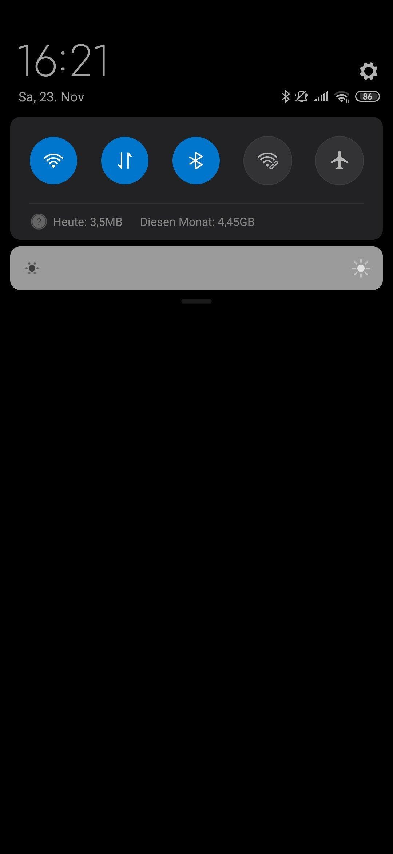 Xiaomi Mi 9t Pro Notifications