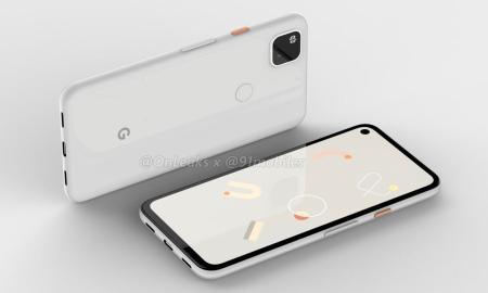 Google Pixel 4a Design Leak