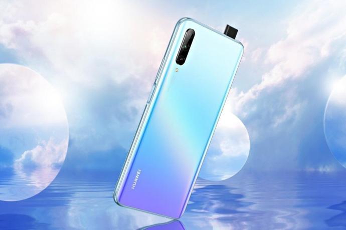 Huawei P Smart Pro Header
