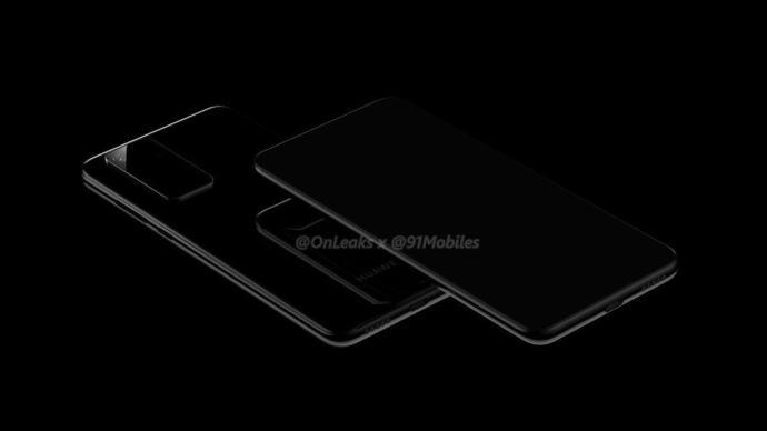 Huawei P40 Leak2