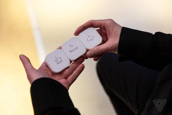 Ikea Shortcut Buttons