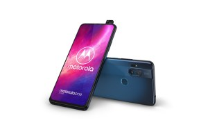 Motorola One Hyper Header