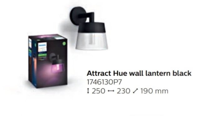 Philips Hue Attract