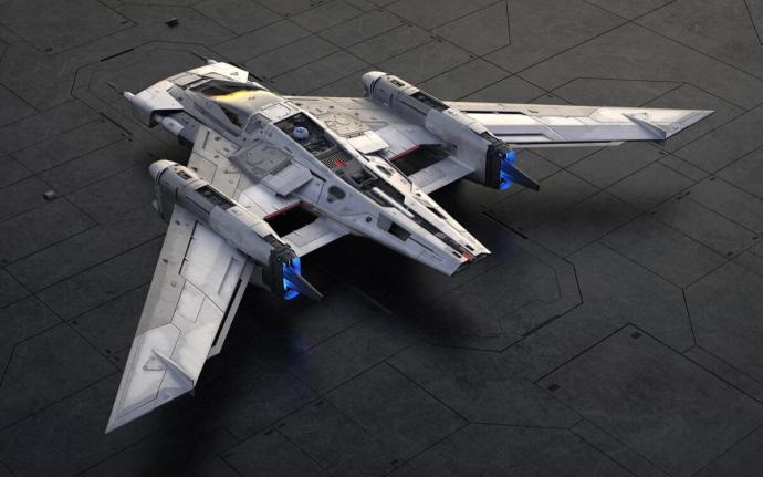 Porsche Star Wars Konzept3