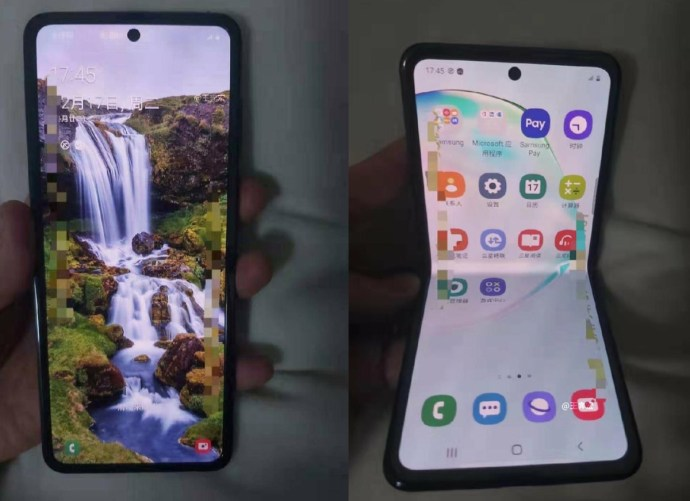 Samsung Galaxy Fold 2020 Neu Leak1