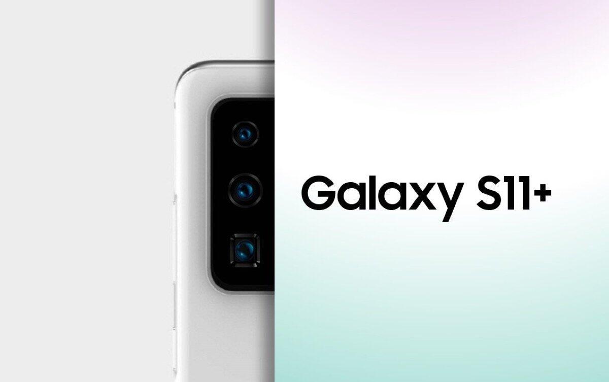Samsung Galaxy S11 Plus Kamera