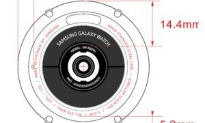 Samsung Galaxy Watch 2020 Fcc