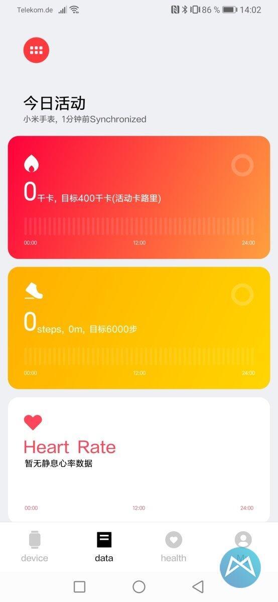 Xiaomi Mi Watch 3100 Nfc Cards