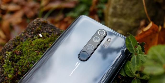 Xiaomi Redmi Note 8 Pro Cameras 2