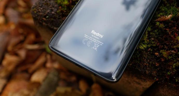 Xiaomi Redmi Note 8 Pro Logo