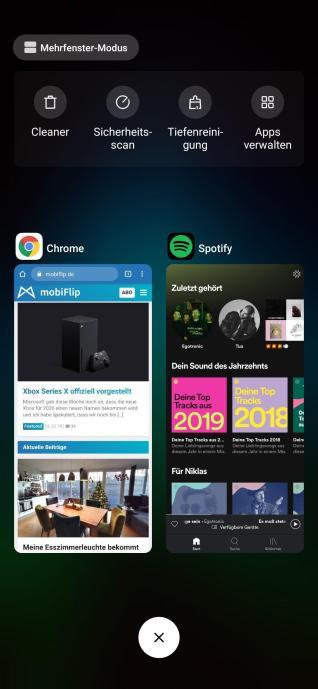 Xiaomi Redmi Note 8 Pro Multitasking