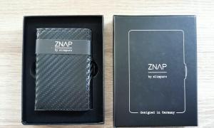 Znap Wallet Verpackung 2